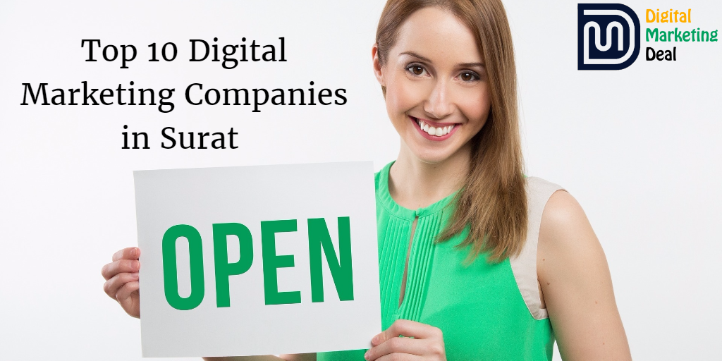 Top 10 Digital Marketing Companies in Surat