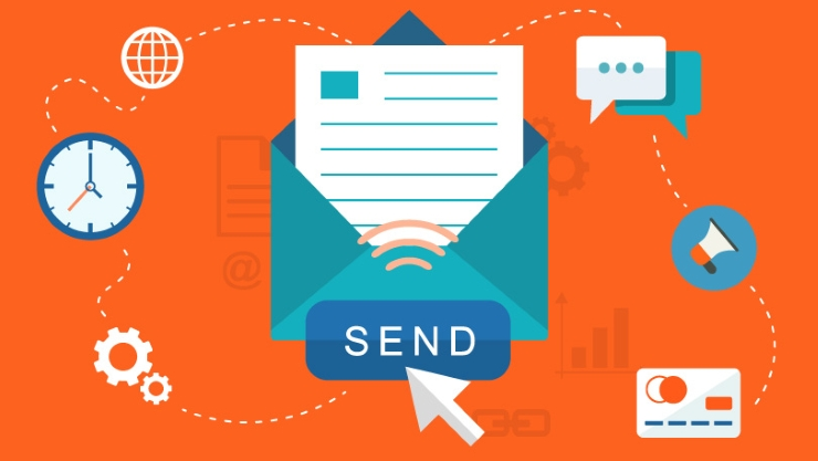 Top 10 Email Marketing Companies in Noida, Email Marketing Services