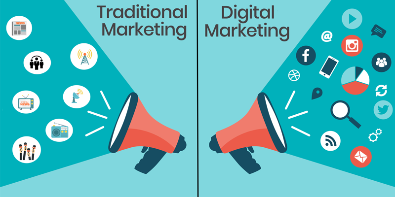 The Importance Of Traditional Marketing And Digital