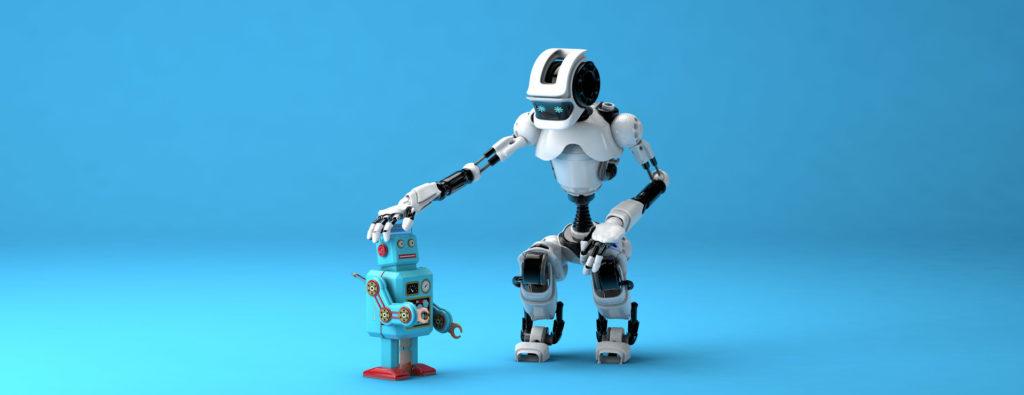 Robotics company in india