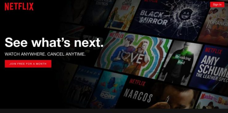 Top 5 Web Series in Netflix 2019 : How much cost to build an app like Netflix?