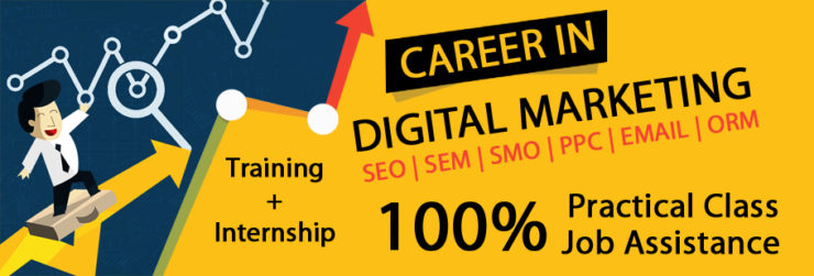 Top 10 Digital Marketing Course Institute in Lucknow