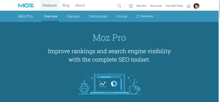 मोज़ ( Moz ) के इस अपडेट ने  90% वेबसाइट की डोमेन अथॉरिटी करी कम