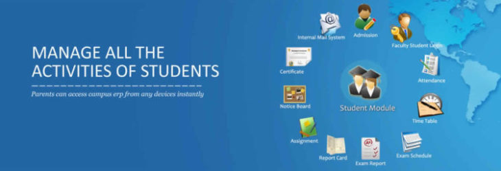 What is Advantage of School Management Software