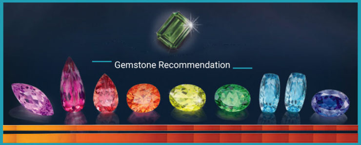 Free Gemstone Recommendation Based on Kundli, Date of Birth