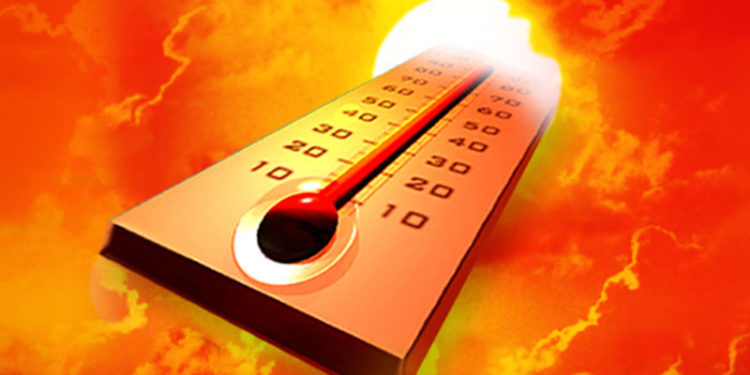 Churu reached all records of the summer heat, reaching mercury @ 50.8 degrees Celsius