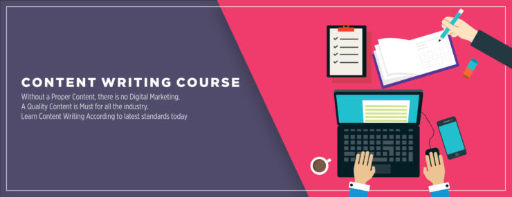 Best Content Writing Courses in Delhi, Content Writing Institute in Delhi