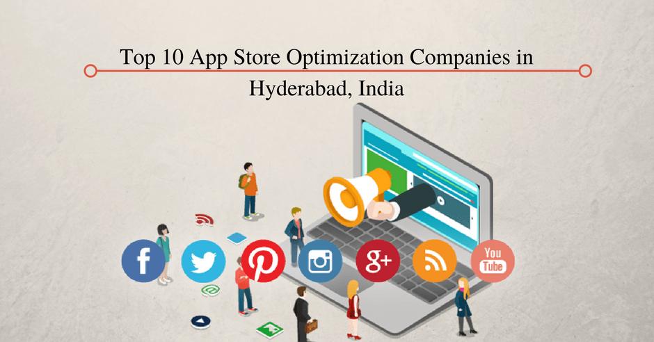 App Store Optimization Companies in Hyderabad List 2021 Updated