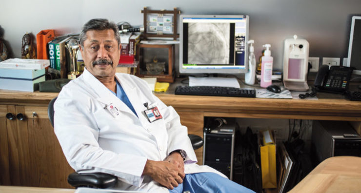 Founder of Medanta Hospital Gurgaon, Dr. Naresh trehan's success mantra