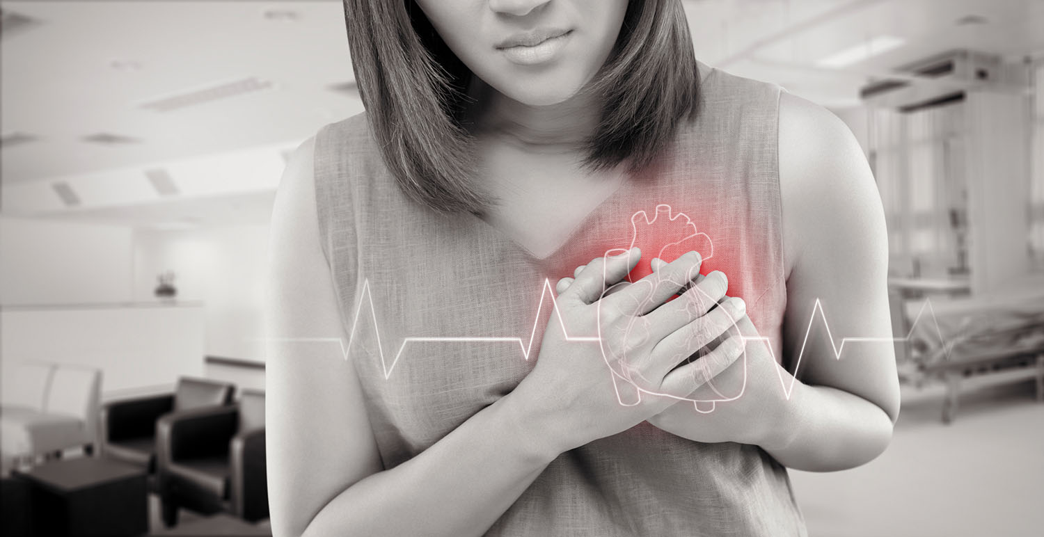 What are the symptoms of heart disease and its treatment