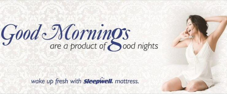 Sleepwell Mattress Gurgaon : Sleepwell mattress near me