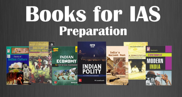 Books for UPSC : Top 10 Books for IAS preparation in india