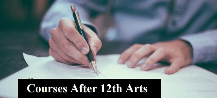 Career in any field after 12th Arts – Courses after 12th arts