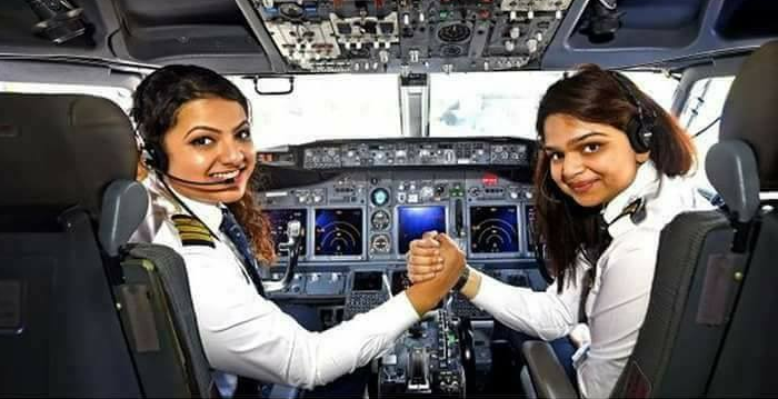 Pilot Salary in india : How to become a pilot in Air Force