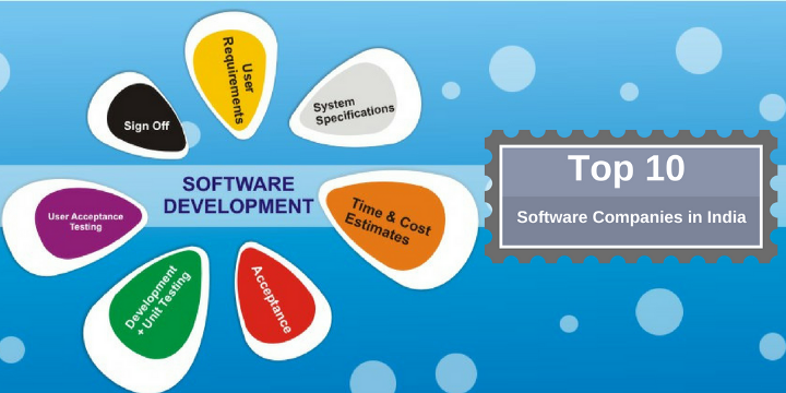 Top 10 Software Development Companies in India