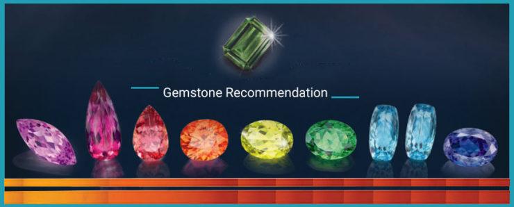Free Gemstone Recommendation Based on Kundli, Date of Birth