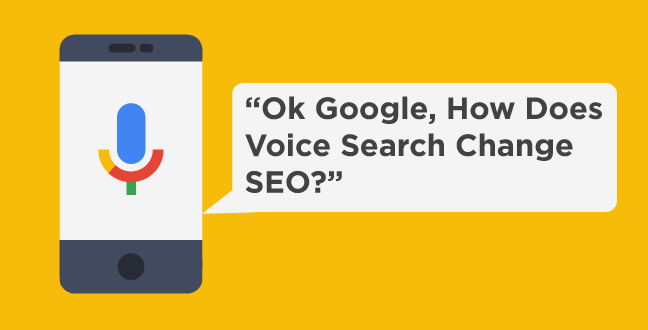 What is Voice Search SEO? – Can it really help?