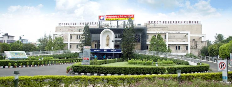 Peerless Hospital Kolkata – Doctors List, Book an Appointment
