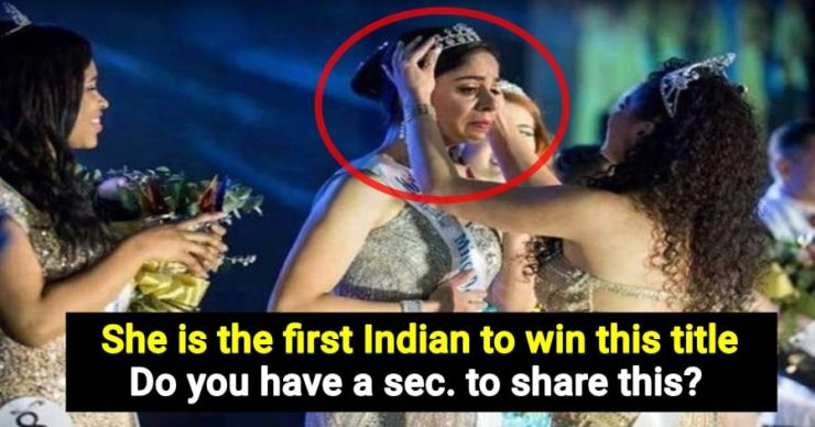 Vidisha Baliyan of UP becomes first Indian Miss Deaf World 2019