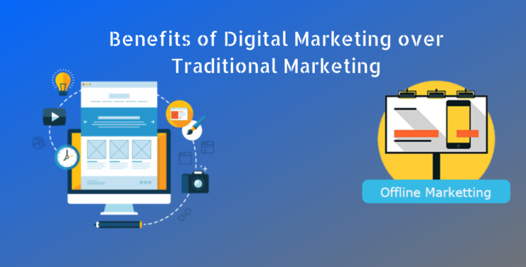 Top 12 Benefits of Digital Marketing