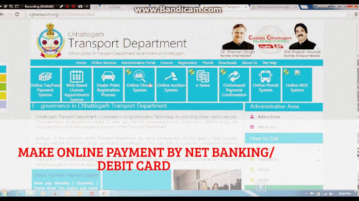 How to applying online for driving license ? complete information