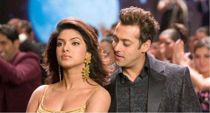 Priyanka Chopra has become Salman's arch enemy