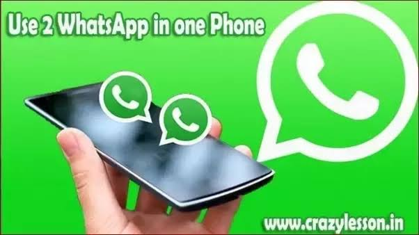 Use 2 WhatsApp in 1 phone
