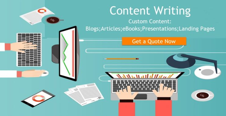 What is the Scope in content writing in India