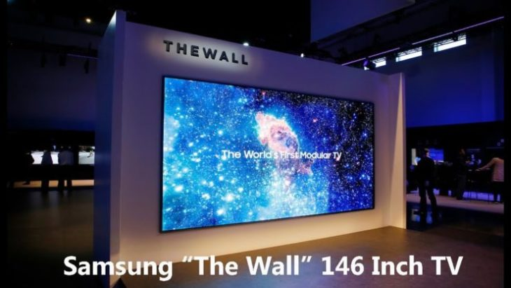 Samsung launched most expensive television in market up to 12 crore