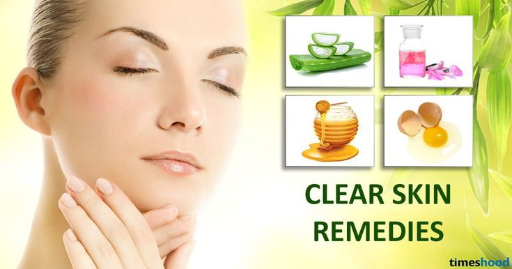 Follow these 6 home remedies to get glowing skin