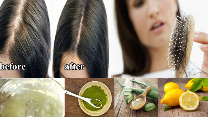 Follow these 14 home remedies to get healthy hair