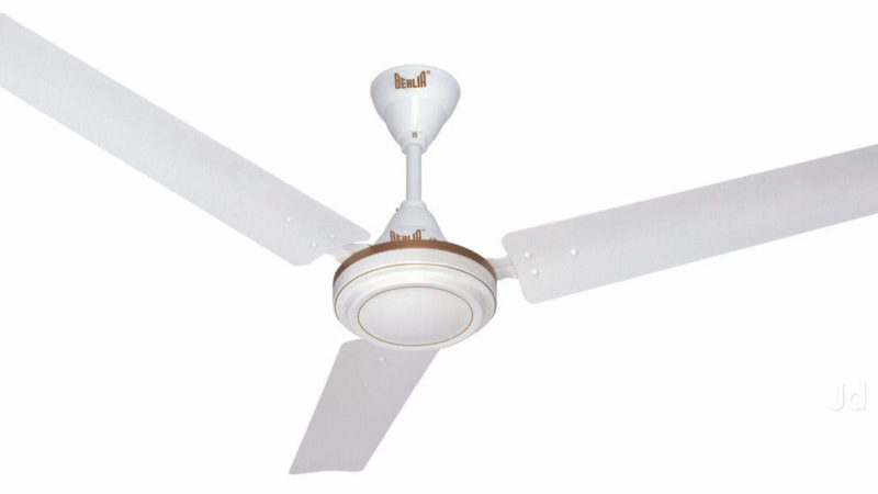 If we run the fan at number 1 instead of number 5, does this reduce the electricity bill?