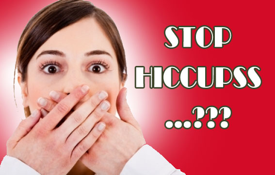 Hiccups will stop immediately, adopt this easy solution