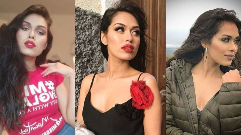 Miss England Bhasha Mukherjee decided to work as a doctor for Covid-19