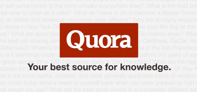 Why is Quora popular: How Quora Help to promote Business