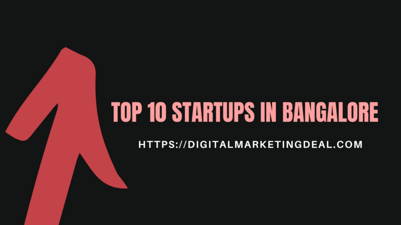 Top 10 Startups in Bangalore List 2020 Updated