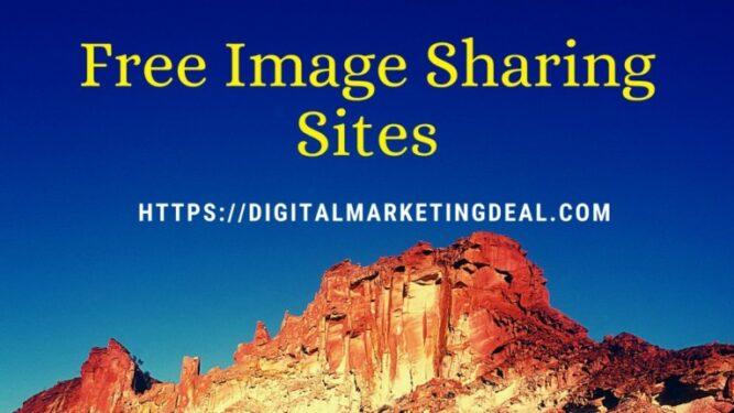 Free Image Sharing Sites List 2021 Updated For SEO