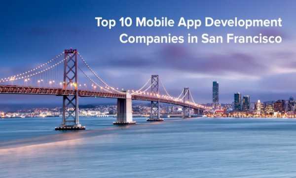 Top Mobile App Development companies in San francisco List 2021 Updated
