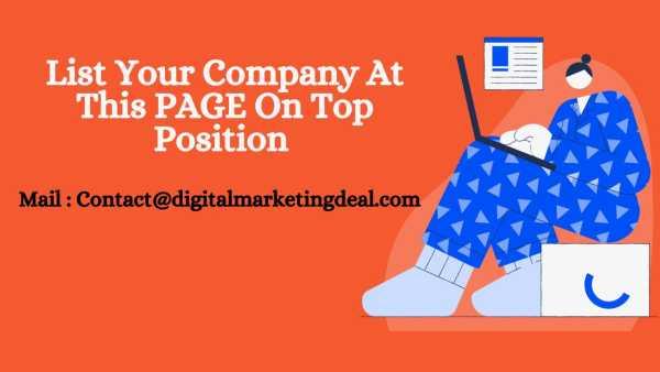 Top Seo company in Raipur List 2021 Updated