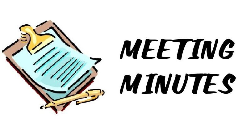 How to Write Minutes of Meeting : Examples + Best Practices