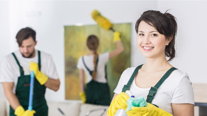 The 6 Places that Require Janitorial Cleaning Services