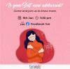 Femarelle India - women's self-care webinar