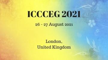 International Conference on Cloud Computing and eGovernance 2021