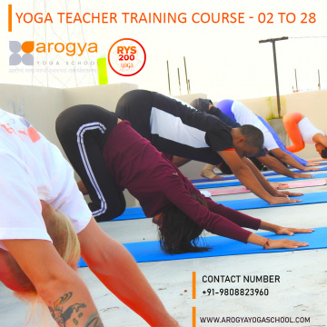 Yoga Teacher Training in Rishikesh 2021