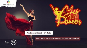 Online Female Dance Competition