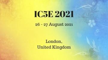 International Conference on eBusiness, eCommerce, eManagement, eLearning and eGovernance 2021