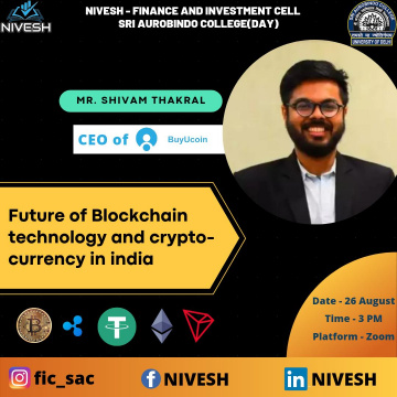 Future of Blockchain technology and cryptocurrency in India
