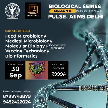 AIIMS Delhi PULSES online training program in association wid Edufabrica