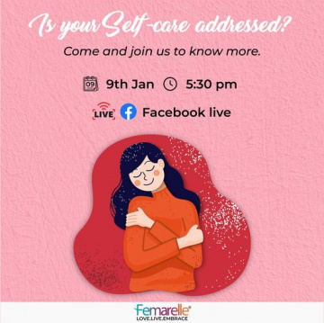 Femarelle India - women's self-care webinar