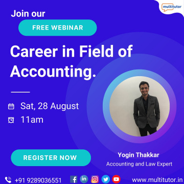 Career in Field of Accounting